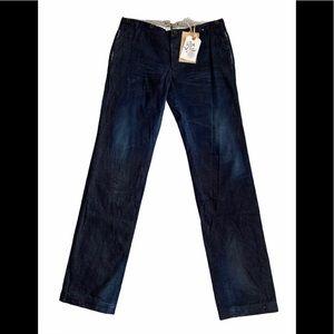 PRPS NOIR Japanese Very Dark Denim Jeans Sample